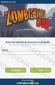 zombieville usa apk zombieville usa hack apk money