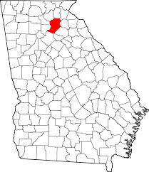 Gainesville Map File Map Of Georgia Highlighting Hall County Svg Wikimedia Commons