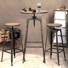 High Bistro Table Bar Pub Table Sets Remarkable High Bistro Table Bistro Table Set