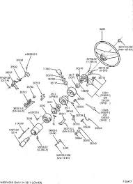 2002 ford f250 steering column exploded view 100 images 1991