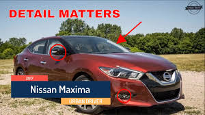 convertible nissan maxima distinctive styling 2017 nissan maxima fresh review youtube