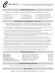 Human Resources Resume Objective Examples by Office Manager Resume Objective Examples Template Design
