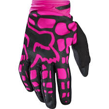 youth girls motocross gear amazon com 2017 fox racing youth girls dirtpaw gloves black pink