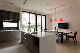 backsplash small kitchen diner ideas modern kitchen contemporary