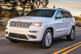 jeep cherokee trailhawk white 2017 jeep grand cherokee pricing for sale edmunds