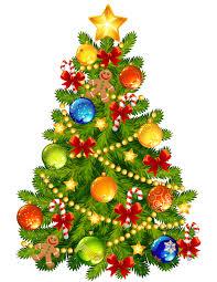 christmas tree cartoon christmas tree