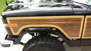 classic jeep wagoneer lifted jeep grand wagoneer 360 4x4 lifted amazing eye catching classic