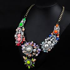 fashion collar necklace wholesale images 313 best resin bib statement new design necklace fashion jewelry jpg