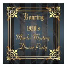 roaring twenties invitations u0026 announcements zazzle
