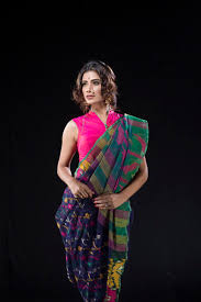 dhakai jamdani exclusive half silk dhakai jamdani banalata