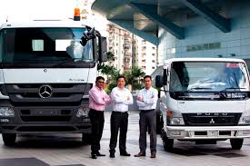 mercedes truck mercedes benz malaysia commercial vehicles sales up 5 5