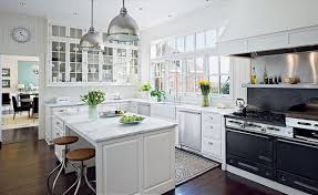 all white kitchen ideas picturesque all white kitchen designs photos of home office ideas