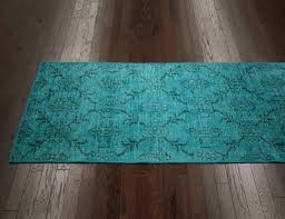 Turquoise Area Rug Nu Loom Colour Turquoise Area Rug Transitional Area Rugs By