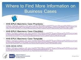 strategies and considerations for building a business case ppt