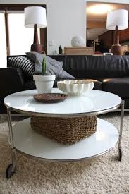 ikea white table 24 ways to use ikea strind coffee table for decor digsdigs