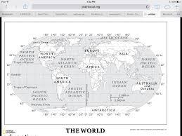 Map Worksheets Latitude And Longitude Map Worksheet Free Worksheets Library