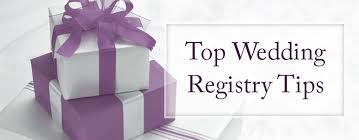 top wedding registry top wedding registry tips allseated