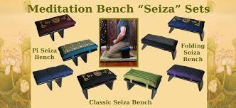 meditation bench sets boon decor