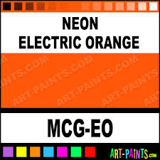 neon electric orange body glitter sparkle shimmer metallic