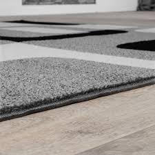 Wohnzimmer Teppiche Modern Wohnzimmer Teppich Schwarz Weiß U2013 Dumss With Regard To 79