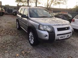 land rover freelander 2005 2005 land rover freelander 2 0 td4 sport 5dr fsh 2 previous owner