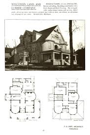 Octagon Shaped House Plans by Historic Farmhouse Floor Plans Collection American American