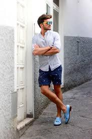 mens light blue shorts how to wear navy shorts 155 looks men s fashion