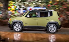 2015 jeep renegade check engine light 2015 jeep renegade limited 4x4 test review car and driver