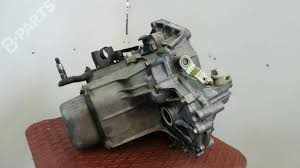 manual gearbox nissan micra ii k11 1 5 d 57072