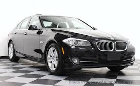 2013 bmw 550i xdrive 2013 used bmw 5 series certified 528i xdrive awd premium