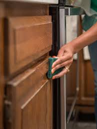 how do you clean kitchen cabinets without removing the finish paint your kitchen cabinets without sanding or priming diy