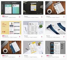 graphic designer resume template saneme