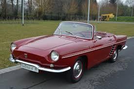 1958 renault dauphine classic park cars renault floride