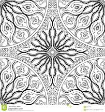 texture design vector seamless texture beautiful mandala pattern for design and