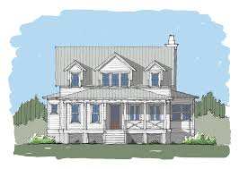 bay collection u2014 flatfish island designs u2014 coastal home plans