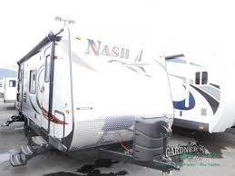 nash travel trailer floor plans new 2016 northwood nash 24m travel trailer at gardner s rv