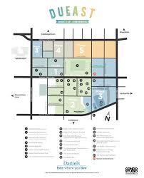 dueast condos by daniels regent park floor plans price list