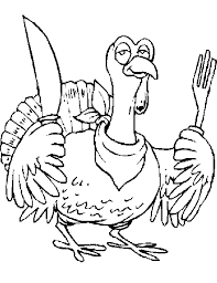 turkey coloring pages to print funycoloring