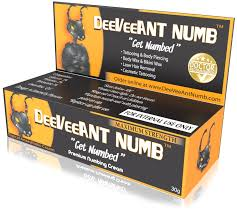 power numb topical numbing cream 1 numbing cream for tattoos wax