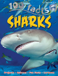 100 facts sharks u2013 young scientists reader