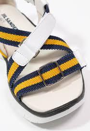 Galaxy Belt Sander by Women Strappy Sandals Jil Sander Navy Sandals Galaxy Jil Sander