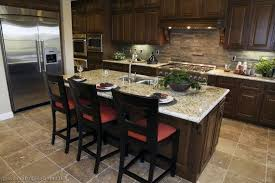 contemporary kitchen backsplash ideas with dark cabinets black