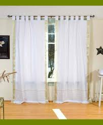 Black And Gold Damask Curtains by Appealing White And Gold Curtains To Complete Your Home Decoration