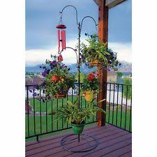 Hanging Flower Pot Hooks Hanging Basket Tree Longaberger Ebay
