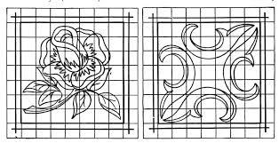 Hooked Rug Patterns Primitive Hook Rug Patterns Free Roselawnlutheran
