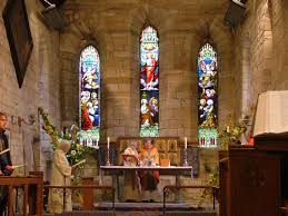 Religious Easter Window Decorations northern cross ecumenical christian easter pilgrimage holy