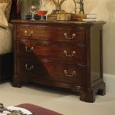 american drew cherry grove 45th 3 drawer bachelor chest wayside