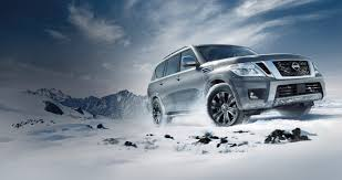 nissan canada equipped sales event conquer all conditions nissan canada
