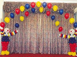Decoration Ideas For Naming Ceremony Balloon Party Decoration