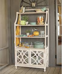 Decorating A Bakers Rack Ideas Amazing Of Kitchen Bakers Rack With Storage 25 Best Bakers Rack